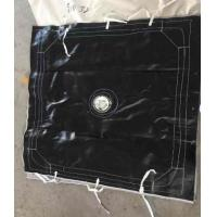 Filter Glass Fiber Woven Air Filter Cloth / Black Filter Fabric With Ptfe Membrane Manufactures