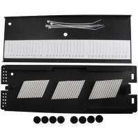 LightWeight Coated Fiber Joint Enclosure Durable Paint Strain Relief Fiber Splicing Tray Manufactures