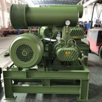 Buy cheap 60KPA - 100KPA Roots Rotary Lobe Blower BKW6008 Water Cooling type from wholesalers