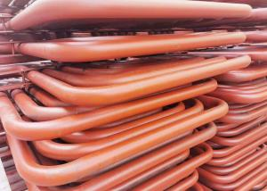 Carbon Steel Coal Fired CFB Boiler Superheater ASME Standard Manufactures