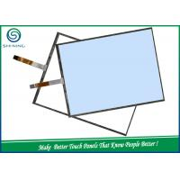 Custom 15'' 5 Wire Resistive Touch Panel ODM / OEM 5V DC Supply Single - Touch Manufactures
