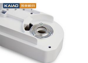 Prototyping Through Assembly Precision Machining Cnc Part Metal Aluminum Mount Plates Manufactures