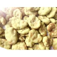 Corn Starch / Palm Oil Crispy Fried Spicy Fava Beans Snack NON - GMO Manufactures
