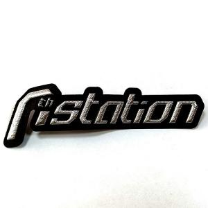 Custom Flag Welding Heat Press Badge Applique 3D Tpu Clothing Logo Patches Manufactures