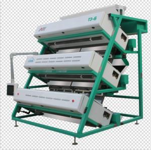 CE 3.2-4kw 500kg/H Hawkeye Camera LED Tea Color Sorter Manufactures