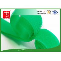 Flame retardant green industrial strength hook and loop tape roll for firefighter uniform Manufactures