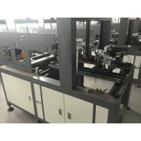 Buy cheap Smooth Running Food Box Making Machine Safety Operation Low Noise from wholesalers