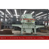 High Speed Mining Rock Crusher , Vsi Vertical Shaft Impact Crusher Machine
