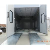 Outdoor and indoor Paint Car Spray Baking Oven with EPS panels Manufactures