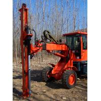 screw machine for sale ,ground pile drilling machine GS 2000 Manufactures