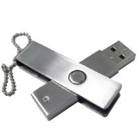 Quality Metal Imation Usb 2.0 Swivel Flash Drive 8gb  ,  Personalized External  Thumb  Mini Flash Drive for sale