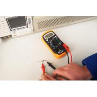 2000 COUNTS Approx.170g Amp Volt Ohm Voltage Tester Meter with Diode and Continuity Digital Multi-meter Manufactures