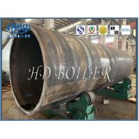High Pressure Heating Boiler Steam Drum For Power Plant Boilers , Long Service Manufactures