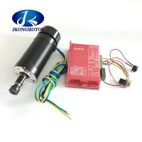 Buy cheap 500W Cnc Spindle Motor Mach3 ER11 DC 48V 0.44N.M Brushless Electric Motor from wholesalers