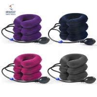 China Comfortable to wear cervical neck pillow free size neck collar cervical for sale on sale