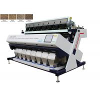RC8 Wheat Color Sorter Machine High Transmission Speed Simple And Easy To Operate Manufactures