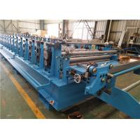 Steel Metal IBR Roof Panel Roll Forming Machine With Film Coating Device Manufactures