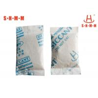 High Absorbent Rate Mineral Desiccant For Steel / Food Industry Manufactures