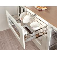 Pull Out Cabinet Sliding Wire Basket Modern Kitchen Accessories For Storage Manufactures