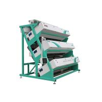 Buy cheap CCD Three Layer Intelligent Tea Color Sorter Machine from wholesalers