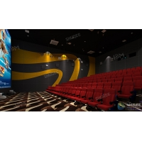 IMAX 3D Sound Vibration Theater With 2K Projector  For Commercial Use Manufactures