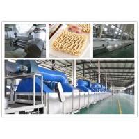 Customizing Instant Noodle Making Machine Production Line For Drying Noodle Manufactures