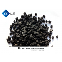 Refractory Grade 5mm Brown Fused Alumina For Castables Manufactures