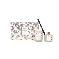 M SENSE Home Fragrance Gift Set , Reed Diffuser And Candle Gift Set Manufactures