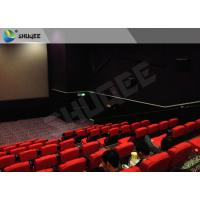 High Definition High End Home Cinema With Safety System For Holding 50 People Manufactures