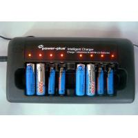 DC 12V / 1A 8 slots nimh / nicd rechargeable batteries chargers BC-1029 for camera, cars Manufactures