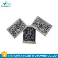 Durable Eco - Friendly Clothing Tabel Tags With OEM Design Acceptable Manufactures