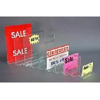 Double-Sided Print Holders - Upright Manufactures