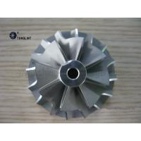 TO4B TB31 TB34 Turbocharger Compressor Wheel 409179-0018 for  cartridge 408077-0102 Manufactures