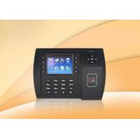 Web Based Rfid Time Attendance System , Biometric Attendance Clocking System Manufactures