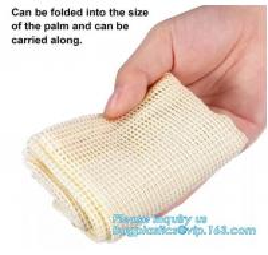 Cotton Mesh Net bag Shopping Tote Bag for foods,Reusable Net Cotton Mesh Tote Fruit Bag With Long Handle,bagplastics pac Manufactures