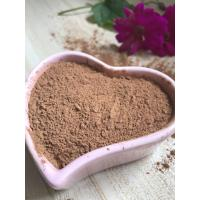 Pure Organic Cacao Powder , 100 Percent Cocoa Powder For Listlessness / Malaria Manufactures