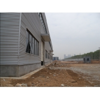 Welded H Beam 80*60M Stainless Steel Structure Warehouse Manufactures