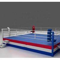 Factory high quality Wrestling AIBA approved boxing ring Manufactures