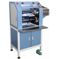 Easy Change Pitches Spiral Binding Equipment  , Auto Spiral Binding Machine Manufactures