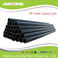 China 3 inch hdpe tube fireworks for hotel or apartment iso4427 sdr17 on sale