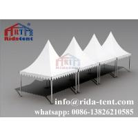 Buy cheap Heavy Duty Marquee Party Tent / Ridatent Eight Sided Gazebo Party Tent from wholesalers