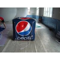 8ft Large Inflatable Square Balloon 540x1080 Dpi High Resolution Digital Printing Manufactures