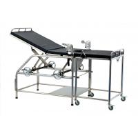 Adjustable Medical Examination Couch , Hospital Gynecology Examination Table Manufactures