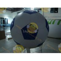 Inflatable Advertising Sport Balloons Large Football Shape for Outdoor Events Manufactures