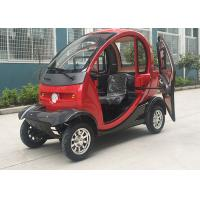 Max 35km/H Small EV Car 60V32Ah With Lead - Acid Battery 40-50km 60V1000W Manufactures