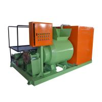 China High Speed Pulp Egg Tray Making Machine , Egg Tray Manufacturing Unit on sale