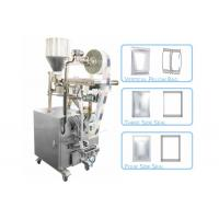 Buy cheap 3 Or 4 Side Seal Bag Sachet Packing Machine Made Of Stainless Steel 2.2 Kw from wholesalers