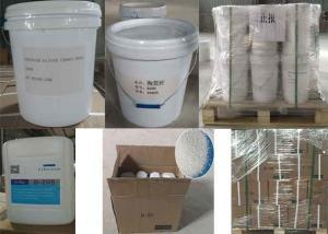Zirconium Oxide Ceramic Bead Blasting Media JZB60 For Aluminium Parts Manufactures