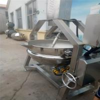 Quality Vertical Automatic Wok Machine Stainless Steel Material High Efficiency for sale