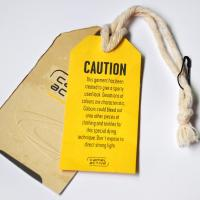 Buy cheap Hang Tag ,Customize Size Craft Paper and Coated paper With Customize Color, from wholesalers